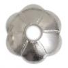 Bead Caps Nickel 5mm